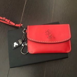 COACH - Disney Collection 2017 Wristlet